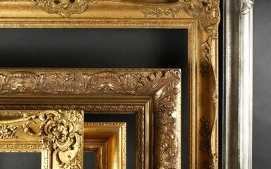 "A Late 19th Century English Composition Frame, 22.75"" x"
