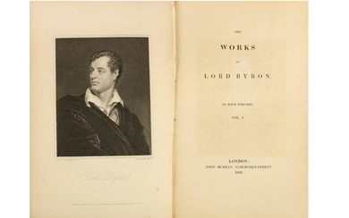 A SELECTION OF WORKS OF LORD BYRON