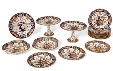 A quantity of Royal Crown Derby Imari...