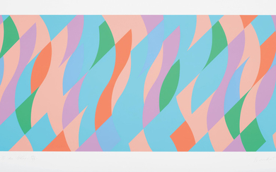 Bridget Riley, From One to the Other