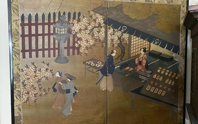 Chinese Folding Screen, RM2A