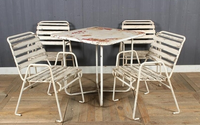 Continental Bistro Table and Chairs Suite