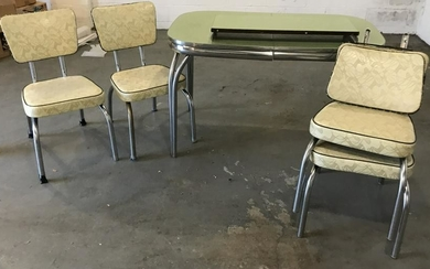 Mid Century Modern Retro Kitchen Dining Set
