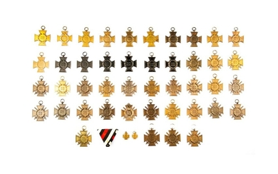 Set Crosses of honor from the First World War