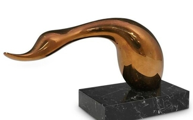Signed Italica Alerta Bronze Bird