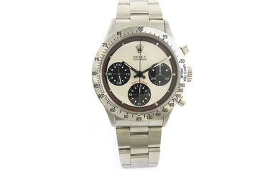 Stainless steel Rolex gentlemen wristwatch