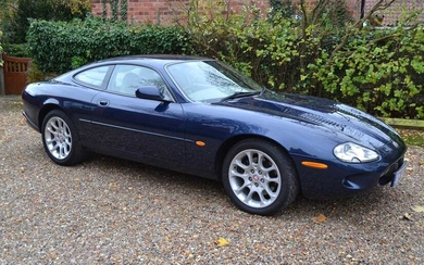 1999 Jaguar XKR Coupe Buy for £8,750