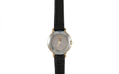 A LADY'S CERAMIC RADO WRIST WATCH, box