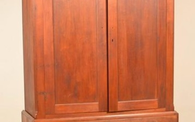 American Federal Cherry Two Part Linen Press.