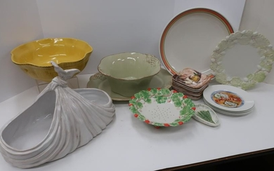 Assortment of Italian Serving Dishes, Additions