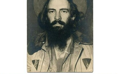 Camilo Cienfuegos, Rare Original Photograph with Bonus