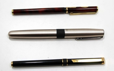 Collection 3 Old Fountain Pens