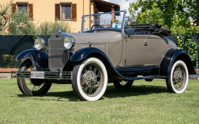 "Ford - A Roadster ""NO RESERVE"" - 1928"