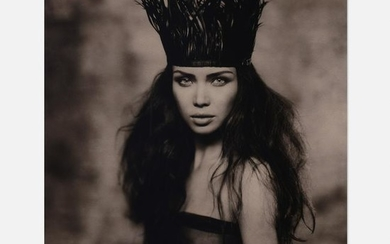 Marc Lagrange, Indian Girl