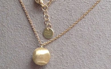 Marco Bicego - 18 kt. Gold - Necklace with pendant