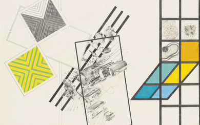 Peter Phillips (b. 1939), Untitled, 1966