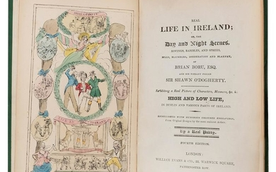Real Life in Ireland; or, the Day and Night Scenes