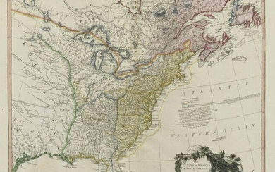 The United States of North America 1784 Treaty.