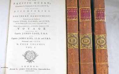A VOYAGE TO THE PACIFIC OCEAN; UNDERTAKEN BY COMMAND...