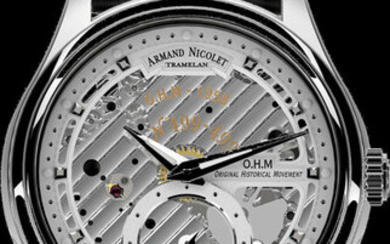 Armand Nicolet - L14-Limited Edition- - A750AAA-AG-P713NR2 - official dealer - Men - 2011-present