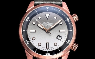 """Balticus - Automatic Bronze Grey Seal with Date Limited Edition of 100 pieces - """"NO RESERVE PRICE"""" - Men - 2011-present"""