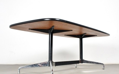 Charles & Ray Eames, dining table / conference table, model Segmented Table for Vitra