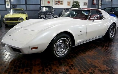 Chevrolet - Corvette C3 Sting Ray - 1977
