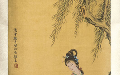 Chinese Republic Period Scroll Painting