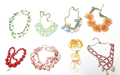 Costume Jewelry Necklaces & Chokers, 8