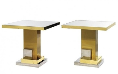 Ferruccio Laviani for Dolce & Gabbana Pair of Tables