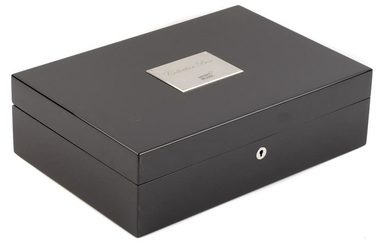 MONTBLANC Lacquered Wood Display Box with Key