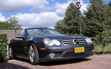 Mercedes-Benz - SL550 - 2007