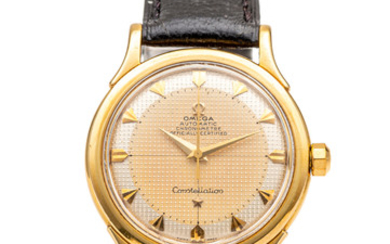 OMEGA, REF. 2652 SC, CONSTELLATION, YELLOW GOLD