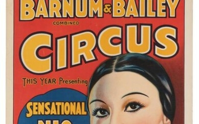 Ringling Brothers and Barnum & Bailey. Nio Naitto. Erie