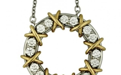 Schlumberger for Tiffany & Co., Diamond Necklace