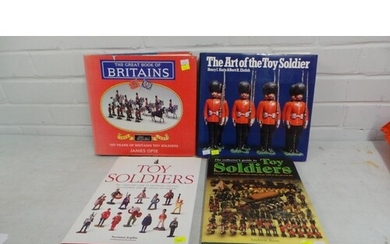 The Great Book of Britains and other Toy Soldier Classic ref...