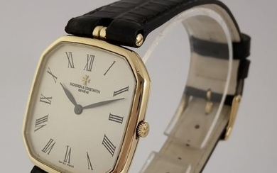 Vacheron Constantin - Square Yellow Gold 18kt - 70204 - Men - 1980-1989
