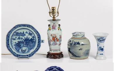 A Collection of Chinese Decorative Items
