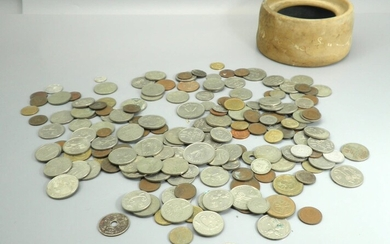 Collection of Mainly Israeli Coins
