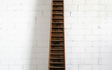 Florida Dade County Pine Early 20c Display Rack