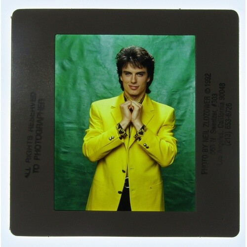 Large collection of John Barrowman of Colour Slides (approx....