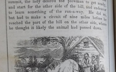 McGuffey New 4th Eclectic Reader 1857 illustrated