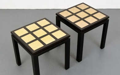 Pair of Harvey Probber Side/End Tables