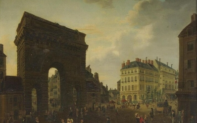 Pierre Antoine DEMACHY (1723 - 1807) Paris,…