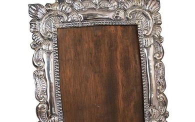 Sterling Silver Peruvian Picture Frame