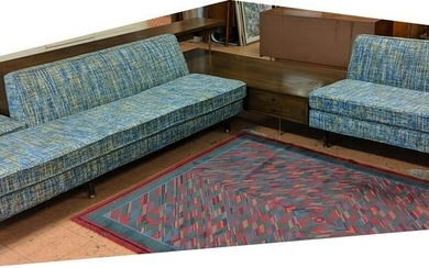 4pc HARVEY PROBBER Living Room Set. Sofa & Tables. Love