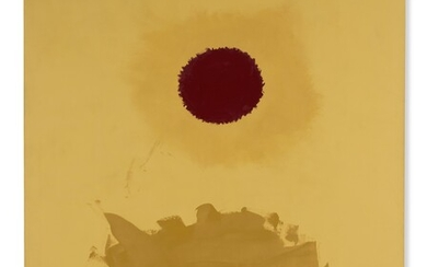 Adolph Gottlieb (1903-1974), Ochre and Gold