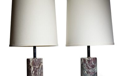 American Modern: Table lamps (2)