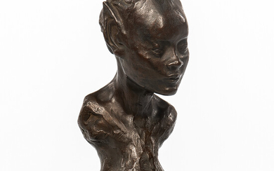 American School, 20th Century Head of a Young Faun