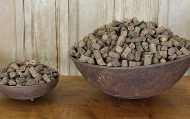 Bowl and Amuse Bouche of Corks